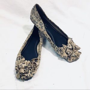 Miss Albright Cheetah Flats